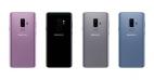 Galaxy S9+ 64 GB negro azul o violeta