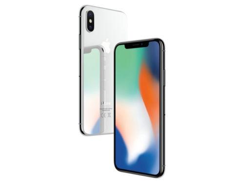 APPLE IPHONE X 64GB A+LIBRE+FACTURA+8 ACCESORIOS DE REGALO 1 AÑO DE GARANTÍA