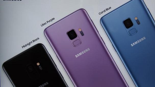 Samsung Galaxy S9 64GB ESPAÑOL SM-G960F