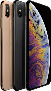 APPLE IPHONE XS MAX 64 GB DUAL LIBRE+FACTURA+8 ACCESORIOS DE REGALO +1 AÑO GARANTÍA