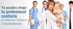 En la Comunidad de Madrid ya puedes elegir tu profesional sanitario en Atención Primaria y Especializada