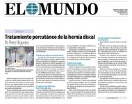 Publicación EL MUNDO