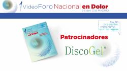 CD PHARMA patrocinador del 1er Vídeo Foro Nacional de Dolor