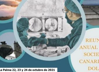 Reunión Anual de la Sociedad Canaria del Dolor