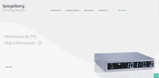Spiegelberg - Nueva página web en español