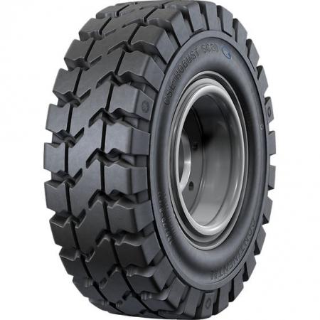 4.00X8 SC20 CONTINENTAL NEGRO TN, 4008, ruedas superelasticas, ruedas macizas para carretilla elevadora,