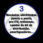 3 servicio taller mecánica - neumáticos y macizos