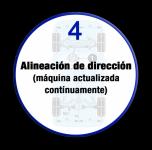 4 servicio taller mecánica - neumáticos y macizos