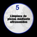 5 servicio taller mecánica - neumáticos y macizos