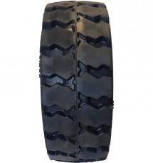 500X8 IST NEGRO TN,5008, ruedas superelasticas, ruedas para carretilla elevadora,