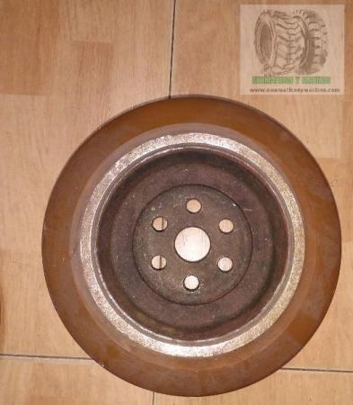 rueda de poliuretano, ruedas, 230x85x145