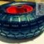 rueda de aire con llanta 300x4, ruedas de aire para carrillo