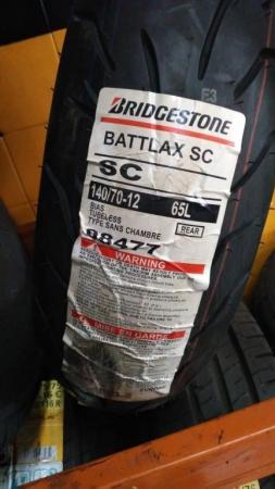bridgestone, bridgestone battlax, battlax sc, 1407012, 140x70x12