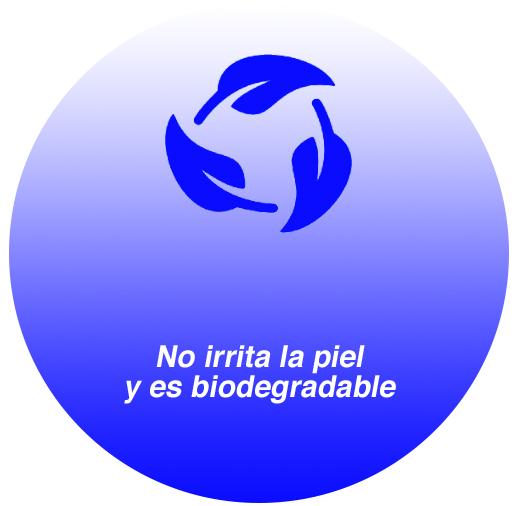 Icono biodegradable