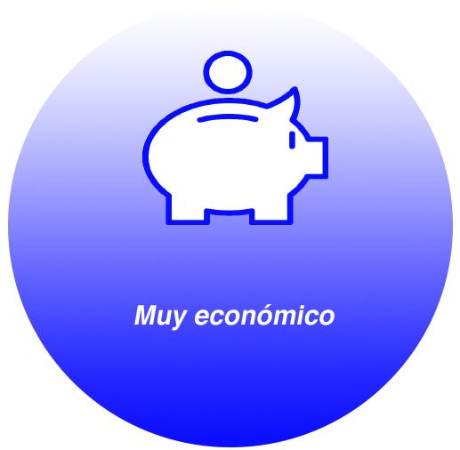 Icono Muy Económico