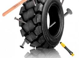 Macizado de ruedas