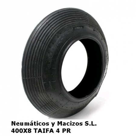 400x8 taifa, 4008, neumáticos lisos, implement