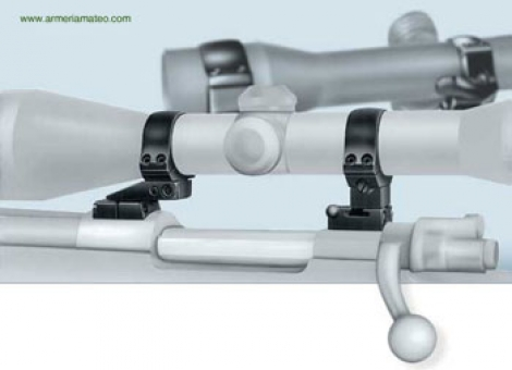 Montura APEL desmontable 30 mm BH 22