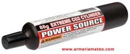 BOTELLA CO2 EXTEME 88 GRS