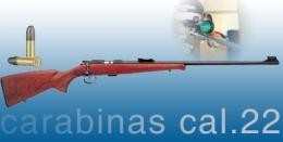 CARABINAS CAL.22