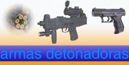 BLANK GUNS