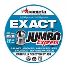 PELLETS JSB EXACT JUMBO EXPRES 5,52