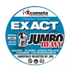 PELLETS JSB EXACT JUMBO HEAVY 5,52