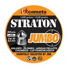 PELLETS JSB EXACT JUMBO STRATON 5,50