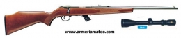 Carabina SAVAGE MARK II con Visor 3-9X40