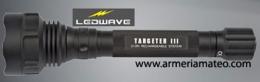 Linterna Ledwave Z-10 Targeter III