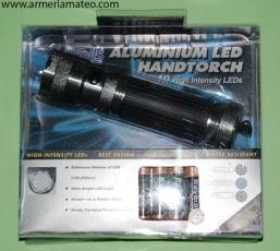 Linterna Aluminio ROOLLS 10 Led