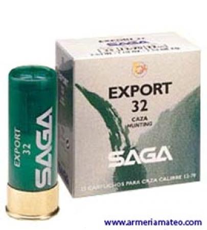 Cartuchos SAGA EXPORT 32 grs