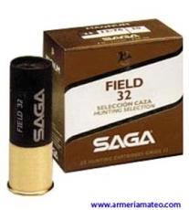 Cartuchos SAGA FIELD 32 grs