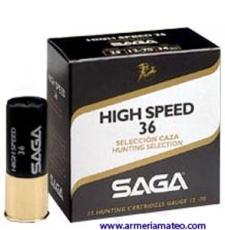 Cartuchos SAGA HIGH SPEED 36 grs