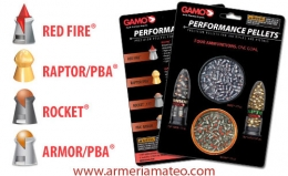 KIT BALINES GAMO PERFORMANCE Cal. 4.5