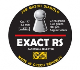 PELLETS JSB EXACT RS 4,52