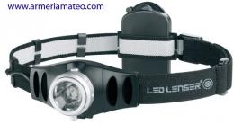 LINTERNA FRONTAL LED LENSER H7