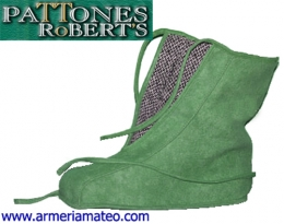 PATTONES ROBERS COLOR VERDE TALLA M (37-40)