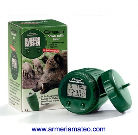 Reloj Esperas Digital GREINER