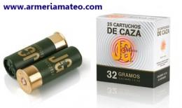 Cartuchos J&G Caza 32