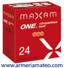 CARTUCHOS MAXAM ONE COMPETITION LOAD 24 GRS
