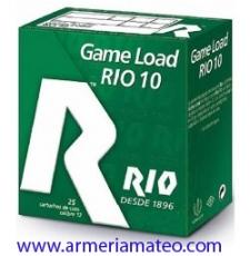 CARTUCHOS RIO 10 30 GRS