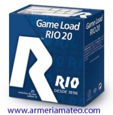 CARTUCHOS RIO 20 32 GRS