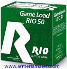 CARTUCHOS RIO 50 34 GRS