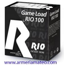 CARTUCHOS RIO 100 36 GRS