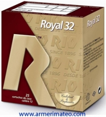 CARTUCHOS ROYAL 32 GRS