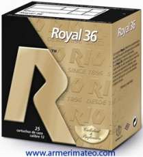 CARTUCHOS ROYAL 36 GRS