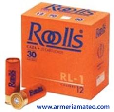 Cartuchos Roolls 30
