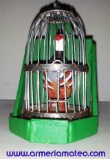 Miniatura Jaula Perdiz con casillero