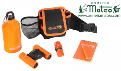 Kit Supervivencia Basic Explorer Gamo